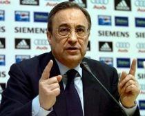 Florentino Perez este oficial preşedintele lui Real Madrid. Zidane va fi consilierul său