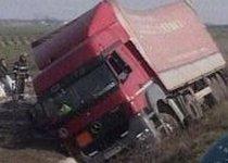 Infotrafic. Circulaţia rutieră este blocată pe DN1, în judeţul Alba, din cauza unui accident