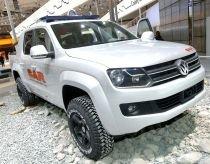 """""""AMAROK"""": Volkswagen a anunţat numele noului său pick-up (FOTO)"""