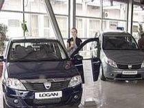 Dacia se vinde mai bine în Franţa şi Germania decât în România