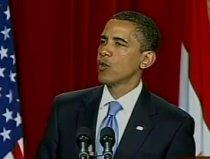 Barack Obama stă prost cu istoria. Preşedintele a făcut o greşeală în timpul discursului de la Cairo