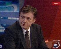Crin Antonescu anunţă că-şi va lansa candidatura pentru Cotroceni la Timişoara