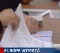Europenii, puţin interesaţi de europarlamentare. Vineri votează cehii şi irlandezii