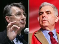 """Înjurii între un candidat şi intelectualul Cotroceniului: Severin """"gargaragiul"""", versus Patapievici ?frustratul preşedintelui jucător?"""