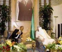 Obama a mers în Arabia Saudită pentru a cere sfatul regelui
