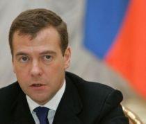 Preşedintele rus: Criza este o ocazie pentru refacerea economiei