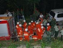 Alunecare de teren în China. Cel puţin 25 de oameni au murit