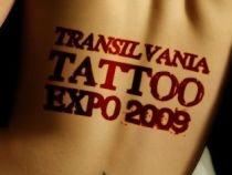 Transilvania Tattoo Expo. La Sibiu are loc primul festival naţional de tatuaje si piercing-uri