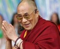 """Dalai Lama, """"cetăţean de onoare"""" al Parisului"""