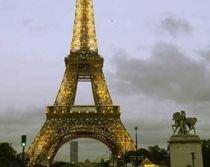 Economia Franţei va scădea cu 3% în 2009