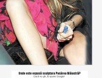 Să râdem cu Google: ?Păsărica? lui Lindsay Lohan şi războiul de independenţă (FOTO)
