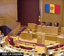 Nou executiv, votat la Chişinău. Voronin nu a dizolvat Parlamentul