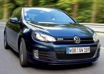 Volkswagen lansează pe piaţă noul Golf GTD - un model mai puternic şi mai economic (FOTO)