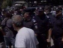 Scandal în Piaţa Universităţii, la comemorarea victimelor mineriadei din 13 ? 15 iunie 1990