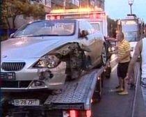Bucureşti. Circulaţia tramvaielor, blocată mai mult de o oră din cauza unui accident rutier