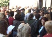 Sindicaliştii avertizează: Recesiunea ar putea scoate oamenii în stradă