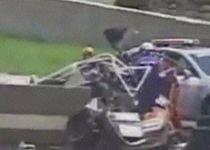 Tragedie în Nascar. Pilotul Carlos Pardo a murit după ce a lovit violent un zid din beton (VIDEO)