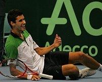 Victor Hănescu, la cea mai bună clasare a carierei: locul 29 ATP