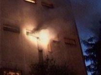 Incendiu la maternitatea Spitalului Judeţean din Satu Mare (VIDEO)