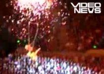 Pink, la un pas de accidentare, în timpul unui concert (VIDEO)