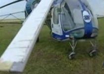 Timiş. Mecanicul unui elicopter, decapitat de elicea aparatului de zbor (VIDEO)