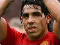 Manchester United confirmă despărţirea de Carlos Tevez