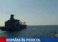 """Soţia unuia dintre marinarii răpiţi de piraţi: """"Autorităţile române cred oare că sunt în vacanţă în Somalia?"""""""