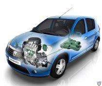 Dacia anunţă un nou motor pe benzină, de 1.2 litri, pentru Logan şi Sandero