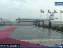 Avion nou pentru preşedinte. Una dintre aeronavele Airbus 310 ale Tarom trece la Romavia