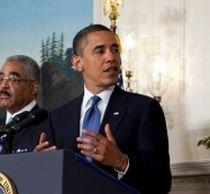Barack Obama: SUA este ?pe deplin pregătită? pentru racheta nord-coreeană