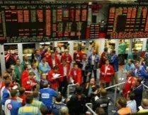 Bursa americană din nou în scădere