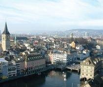 """Zurich, cel mai """"locuibil"""" oraş din lume, în topul revistei Monocle"""