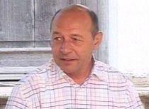 """Traian Băsescu: """"Recunoaştem Moldova şi îi susţinem integritatea teritorială"""" (VIDEO)"""