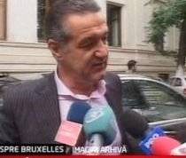 Gigi Becali poate să părăsească ţara. Europarlamentarul va pleca la Bruxelles