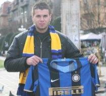 Daminuţă, aproape împrumutat de Rapid de la Inter Milano. Jucătorul aşteaptă şi alte oferte