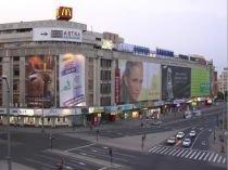 Bucureşti. Trafic rutier restricţionat în zona Pieţei Unirii, începând de luni