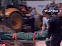Firma de construcţii, responsabilă pentru accidentul de muncă din Piaţa Presei