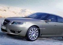 Saab 9-5 sedan şi wagon, variantele pentru 2010, apar în imagini pe internet