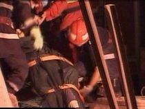 Craiova. Un muncitor a murit, după ce a fost lovit de un camion care livra marfă