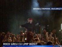 Show electrizant al celor de la Limp Bizkit, la Arenele Romane (VIDEO)