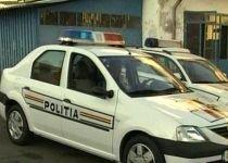 Urmărire ca în filme la Piteşti. Un şofer fugar a fost oprit de poliţişti cu mai multe focuri de armă (VIDEO)