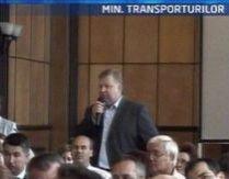 Băsescu, către Căşuneanu: Aţi lucrat vreodată la Transporturi cât am fost ministru? (VIDEO)