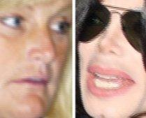 Fosta soţie a lui Michael Jackson, Debbie Rowe, nu este mama biologică a copiilor