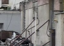 Un muncitor a murit în Capitală, după ce schela pe care se afla s-a prăbuşit opt etaje (VIDEO)
