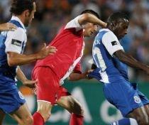 Dinamo - Porto 0-1. Rapid, umilită de Manisaspor, nou-promovată în prima ligă turcă