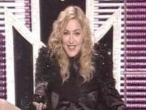 Diplomă aurită pentru Madonna, din partea romilor