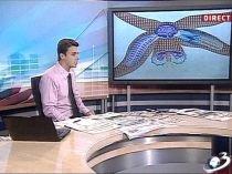 Mircea Badea îl învaţă cuvinte noi pe Horia Roman Patapievici (VIDEO)
