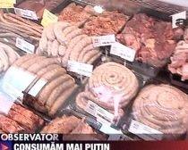 Criza îi face pe români să mănânce mai sănătos