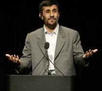 Stockholm. Protest faţă de realegerea lui Ahmadinejad. 50.000 de iranieni au semnat o banderolă de doi kilometri