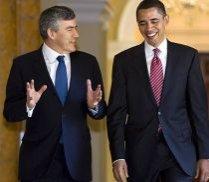 Barack Obama consideră că premierul britanic Gordon Brown este plictisitor